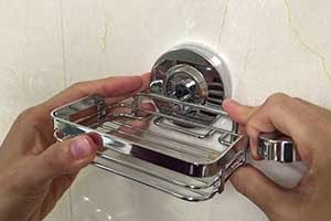 installing bathroom accessories