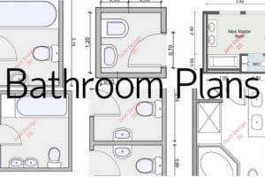 planning bathroom renovations